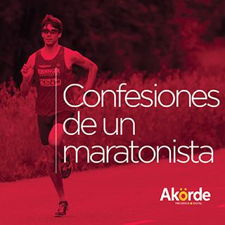 Confesiones de un Maratonista