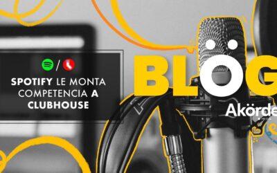 ¡Tiembla, Clubhouse! Spotify le monta competencia al audio en vivo grupal