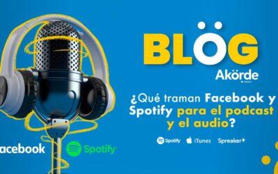 Proyecto Boombox: ¿qué se traen Facebook y Spotify entre manos?