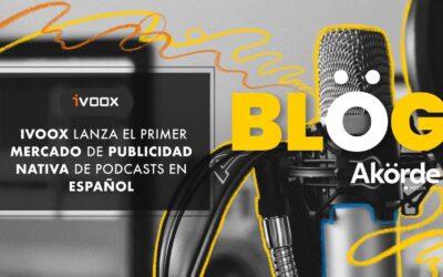 El podcast en español ya tiene su propio marketplace de publicidad nativa