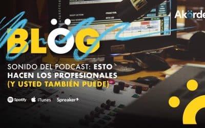 No necesita de una voz perfecta y más lecciones para sonar como un profesional del podcast
