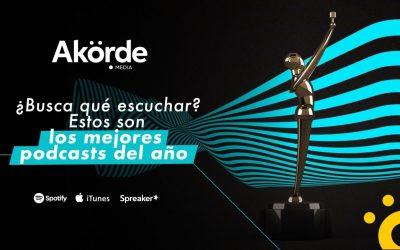Conozca los podcasts galardonados en la primera edición de los Premios Ambies