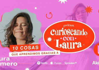 10 cosas que aprendimos gracias a 'Curioseando con Laura'