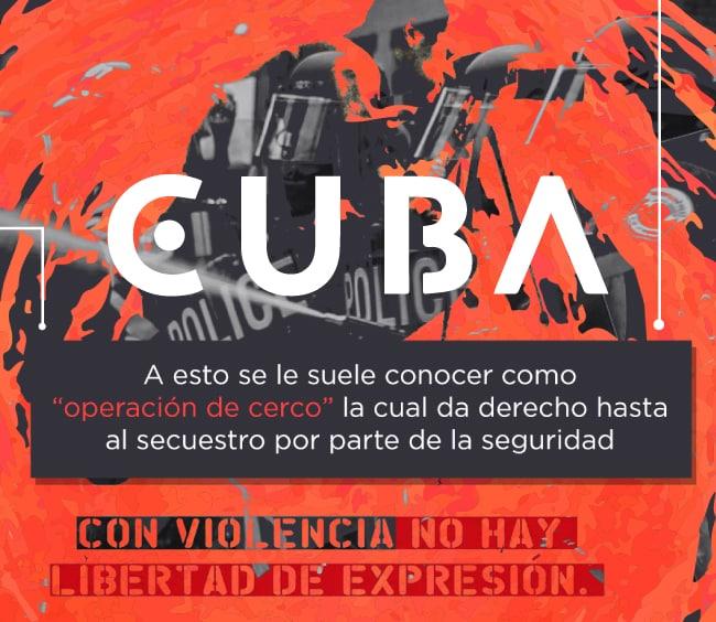 """Con Redlad asumimos el reto de producir """"Cuba: entre el arte y la censura"""", podcast de autor que narra historias de artistas."""